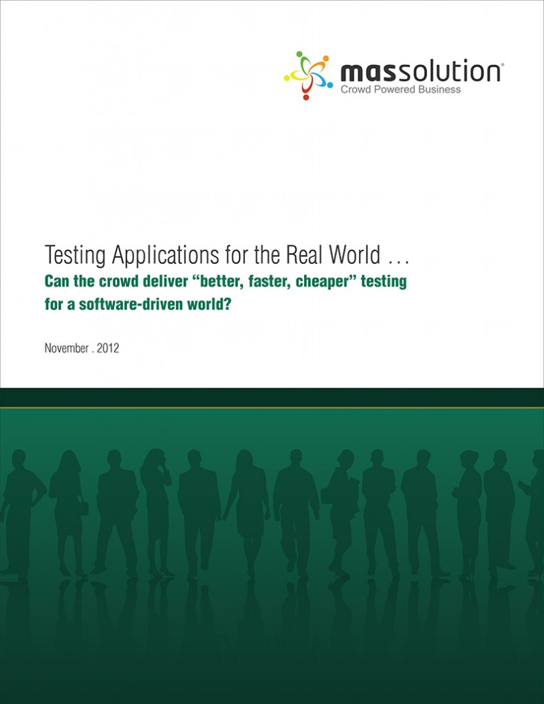 Testing Applications for The Real World